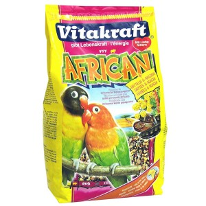 Vitakraft : Mélange African Pour Agapornis : 750g