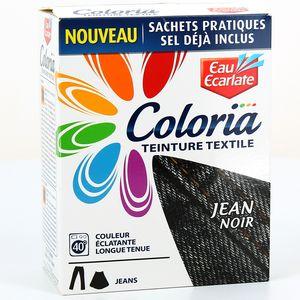 Ideal teinture tissus grand teint maxi brun 75ml 100g de fixateur tous le - Teinture textile noir ...