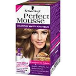 Perfect mousse coloration capillaire N°757 caramel toast
