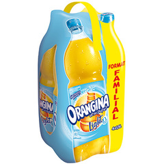 ORANGINA light Miss O!, 4x1,5l