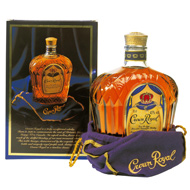 Whisky canadien 40%vol 70cl + Etui