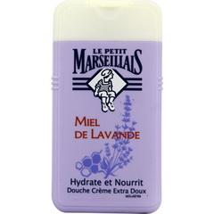 Gel douche au miel de lavande le petit marseillais 250ml - Gel douche le petit marseillais prix ...