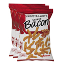 Auchan croustillants bacon 3x90g