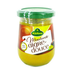 Moutarde aigre douce KUHNE, 270g