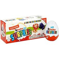 Kinder Surprise Œufs 3 Par Paquet - Paquet de 2