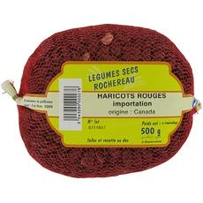 Haricots rouges, filet 500g