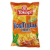 Tortillas chips Tokapi Fromage - 150g