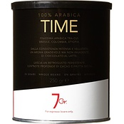 7 Gr. Grain de Café Time Coffee 100% Arabica 250 g