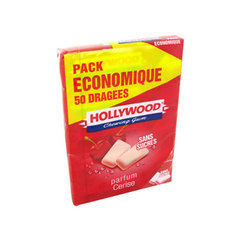 Hollywoood Pack economique cerise x5