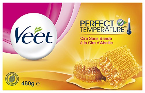 Cire sans bande perfect temperature à la cire d'd abeille
