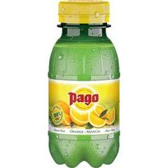 Pago, Gout orange, la bouteille de 20 cl