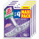 WC Net energy bloc lavander fresh 4x1 maxi pack