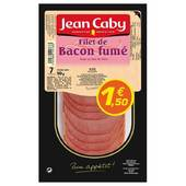 Caby bacon 7 tranches -90g