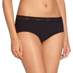 Slip midi Invisible Elegance PLAYTEX, noir, taille 40