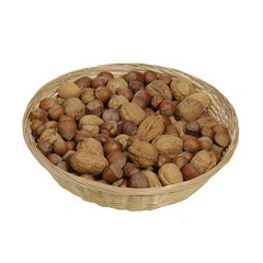Corbeille Cancon Panache fruits a coque 1kg