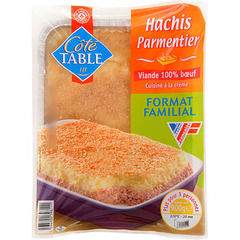 Hachis Parmentier Côté Table 900g