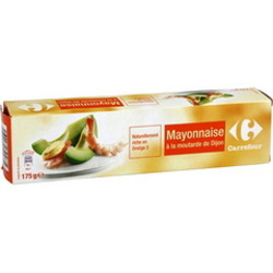 Mayonnaise a la moutarde de Dijon