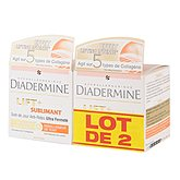 Crème Diadermine Lift + Sublimant anti-rides 2 x 50ml