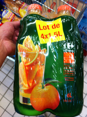 Jus d'orange 100% pur fruit pressé Carrefour PROMO : -30%