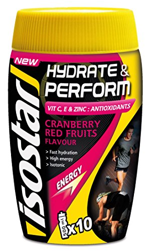ISOSTAR  NEW cranberry red fruits  400g
