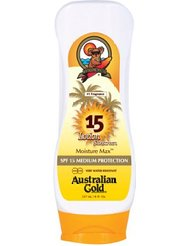 Australian Gold Crème Solaire SPF 15 Protection Moyenne 237 ml