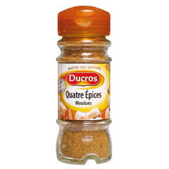 Quatre epices moulues Ducros 37g