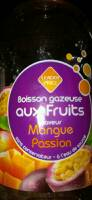 Boisson aux fruits gazeuse mangue - passion 1...