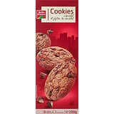 Belle France Cookies Pépites Chocolat 200 g - Lot de 6