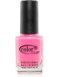 Color Club Vernis à ongles, Yum Gum Nombre afn04 15 ml
