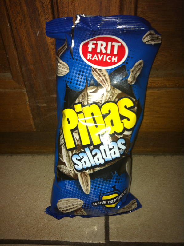 Frit Ravich - Pipas Salees 160 G