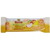 Holle Barre Pomme Banane Bio 25 g - Lot de 10