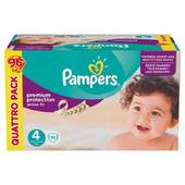 Pampers active fit quattropack change x96 taille4