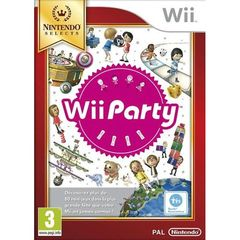 JEU NINTENDO WII SELECT WII PARTY