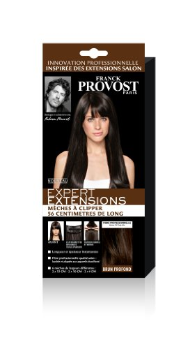 Franck Provost kit extension chatain profond