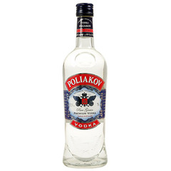 Vodka Poliakov 37.5%vol. 70cl