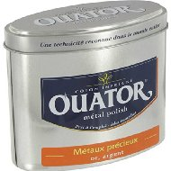 OUATOR Ouator Metaux Precieux Or Argent Boite 75g