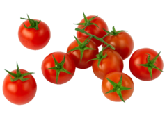 Tomate Cerise, catégorie Extra, France, barquette 250g
