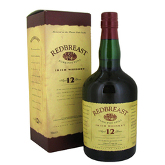 Irish whiskey 12 ans 40°