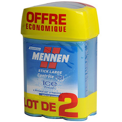 Deodorant ice fresh Mennen 2x50ml