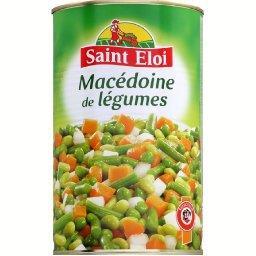 macedoine de legumes la boite 4250ml tous les produits conserves de l gumes l gumes secs. Black Bedroom Furniture Sets. Home Design Ideas
