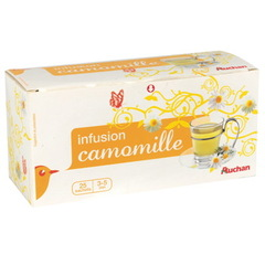 Infusion Camomille - 25 sachets