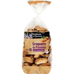 Itineraire des saveurs croquants de provence aux amandes le paquet de 400 gr tous les - Carbonate de sodium danger ...