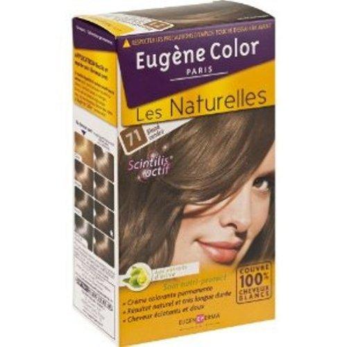 Eugène Color Les Naturelles Crème Colorante Permanente Blond