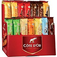 Côte D'Or - Assortiments Bâtons 56 X 47 Gr