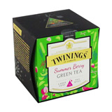 the green tea summer berry x15 twinings 30g