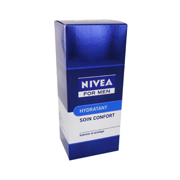 Soin confort hydratant NIVEA FOR MEN, 75ml