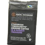 Equal Exchange Ethiopian Yirgacheffe Ground Coffee 227 g (Organic)