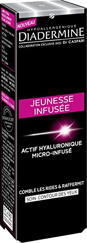 Diadermine jeunesse infusee soin yeux 15ml