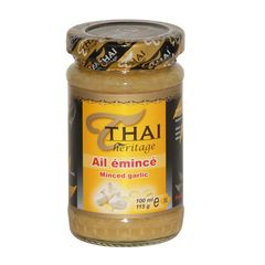 Ail emince thai Hermitage, 115g