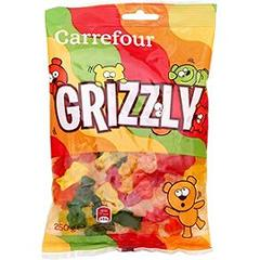 Bonbons Grizzly